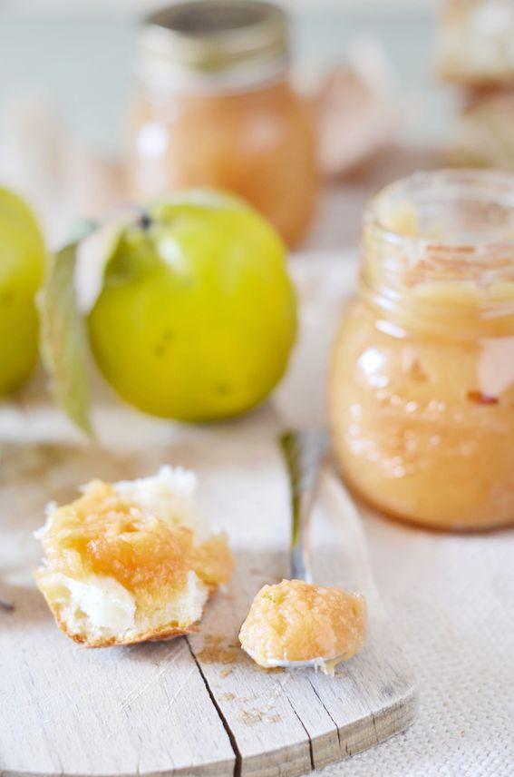 Confettura di mele cotogne ricetta con zucchero di canna