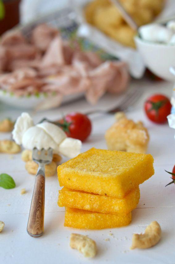 Sgagliozze ovvero la Polenta fritta dei baresi