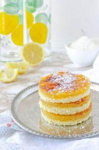 Frolla al cocco senza burro con farcia al limone e confettura