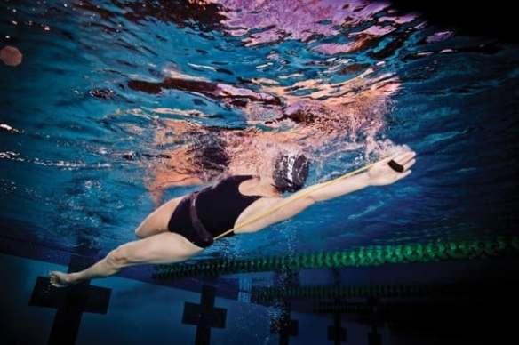 Cintura Tecnica FINIS training Belt elastico allenamento nuoto swimmershop