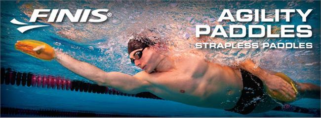 agility paddles design reddot premio 2013 palette nuoto