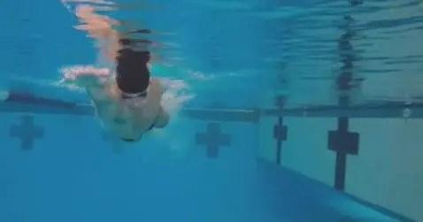 allenamento nuoto joao de lucca