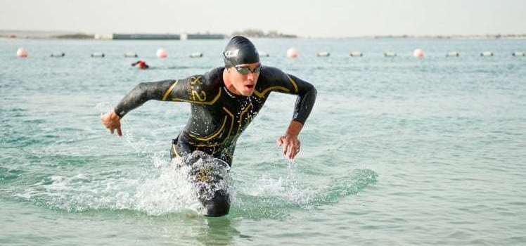 allenamento triathlon acque libere facile
