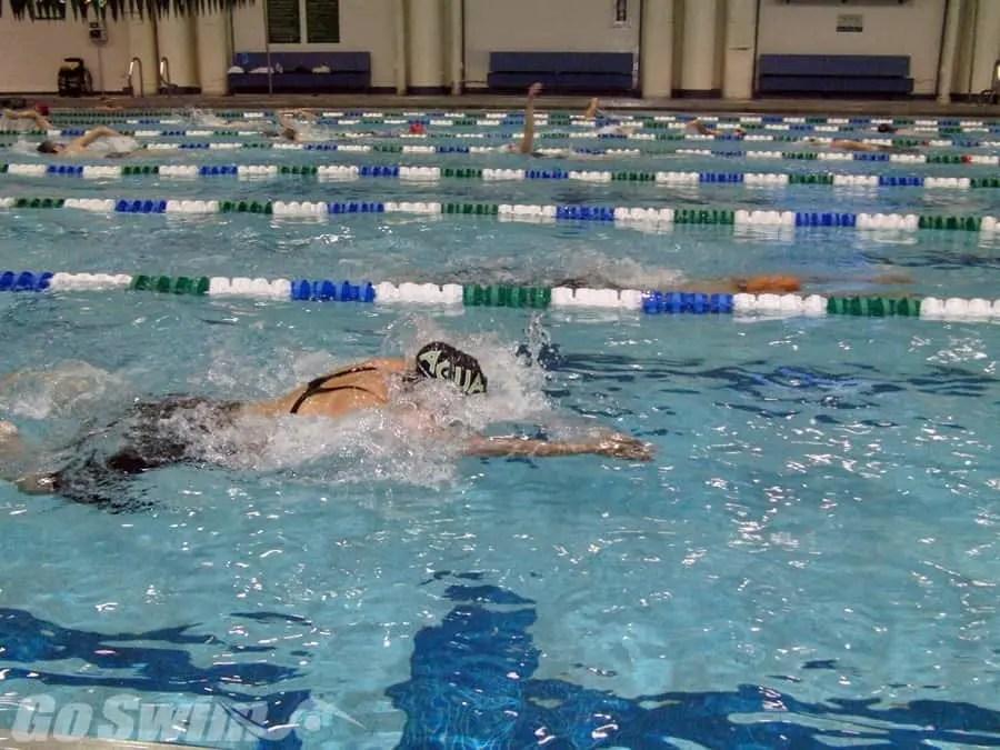 Crawl Stile Libero nuoto allenamento