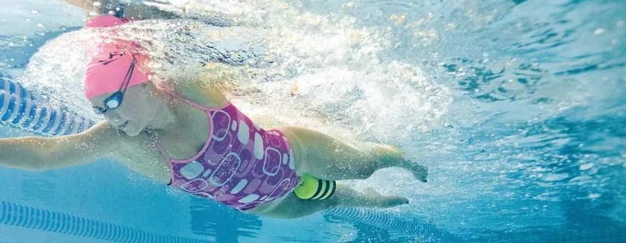 gambe pullbuoy e accelerazioni