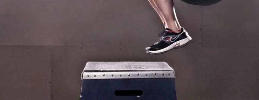 allenare le partenze con salti