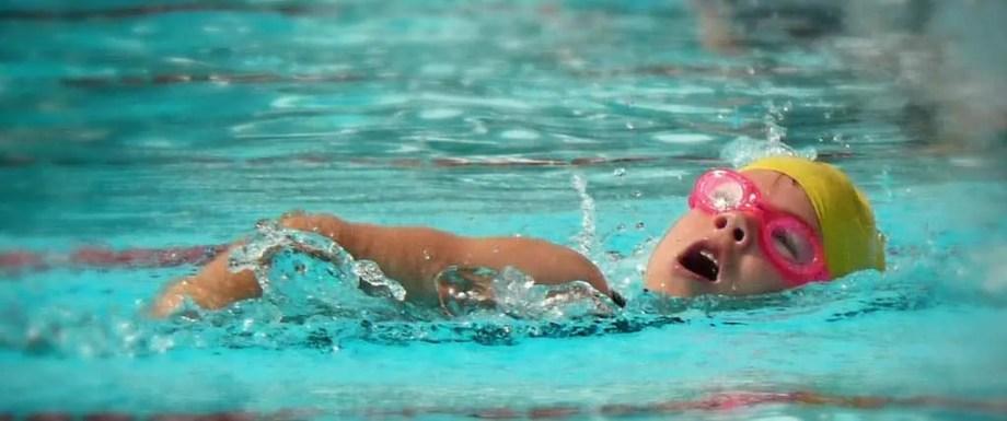 vero nuotatore