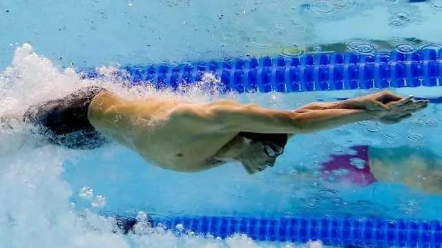 tecnica nuoto allenamento spiegato bene