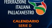 Calendario – Serie D (stagione 2018-2019)
