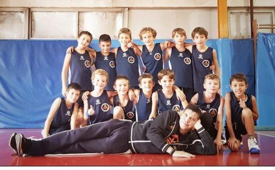 Torneo Mariani (Esordienti 2007) e Torneo Nutella (Aquilotti 2009)