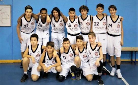 Ultime giornate: U13 bianchi nei campionati U14 e U13 Top