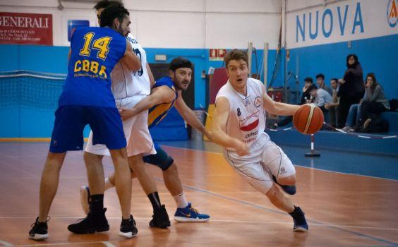 Serie D – Cologno 86-71