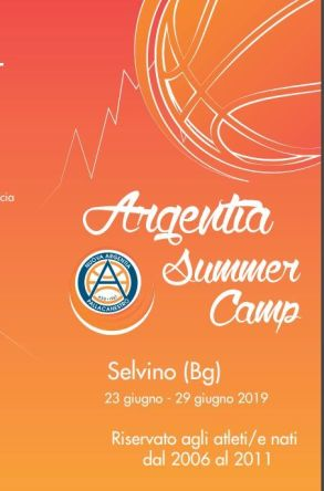 Camp estivo Selvino 2019 - Nuova Argentia