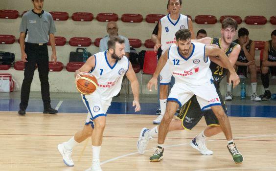Serie C: Basketown 62 – Nuova Argentia 81