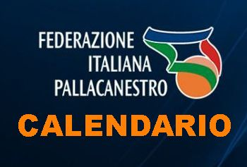 Calendario U14 M – girone BG 5