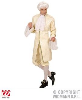 Casanova - giacca, pantaloni, jabot, fibbie - cod. 9041