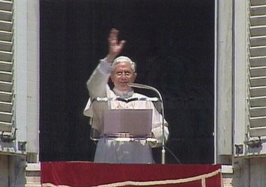 In media stat virtus la finestra mediatica del vaticano - Finestra del papa ...