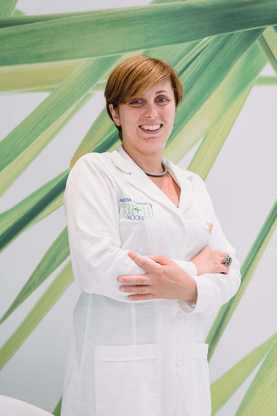 Dottoressa Enrica Trione