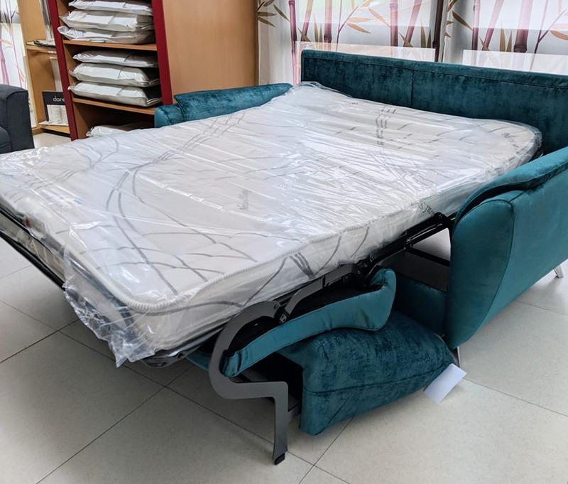 divano letto modello dubai pronta consegna - Nuova Tag