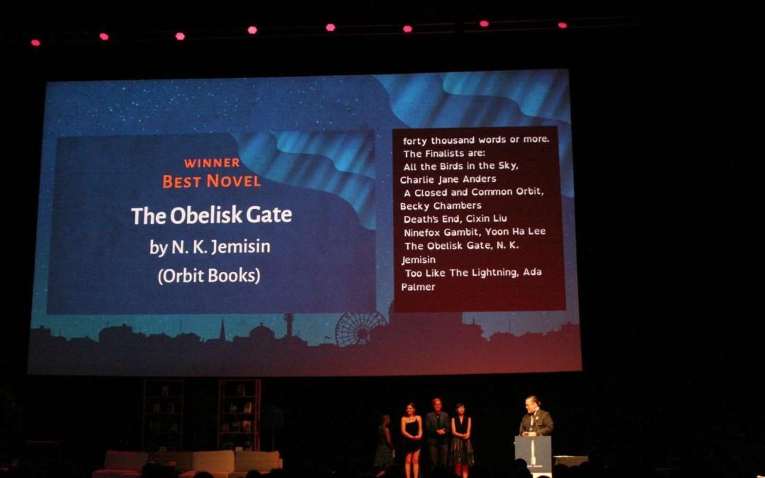 Premi Hugo e classifiche