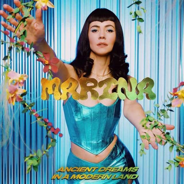 "Marina, ""Modern Dreams in an ancient land "" - Musicaetv.it"