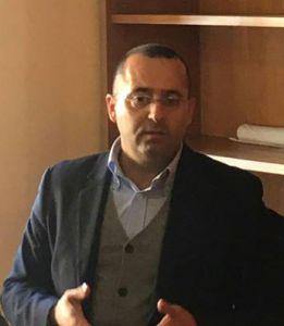 Il neo Presidente Provinciale FCI di Frosinone Lucio Parravano