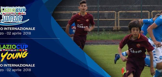Lazio Cup Internazionali: le prime gustose notizie sull'edizione 2017-2018
