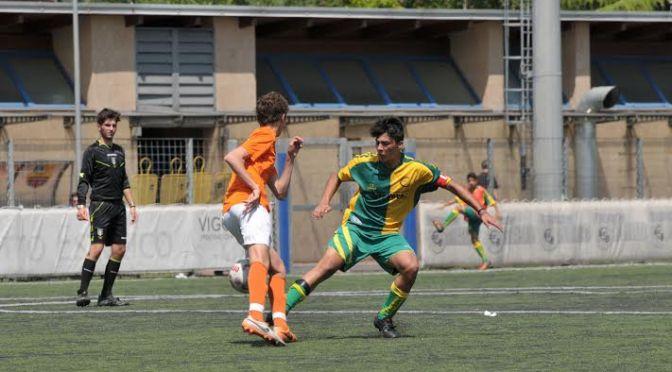 GIOVANISSIMI REGIONALI | Futbolclub – Athletic Soccer Academy 5-1, la cronaca