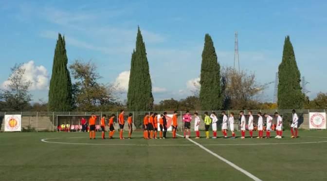 Giovanissimi Provinciali | Saxa Flaminia Labaro-Orange Futbolclub 0-1, la cronaca