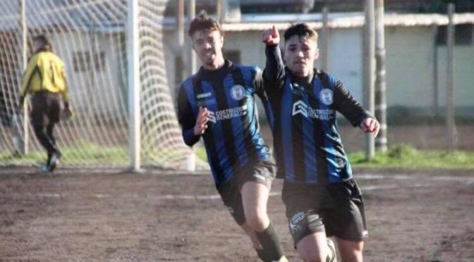 Mizzoni brucia le tappe, in gol al debutto con la Juniores del Latina Scalo Sermoneta