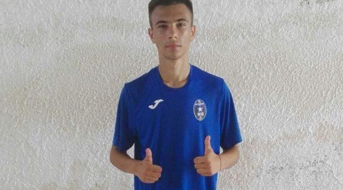 Un gol e un assist per Pantano, l'ex Vigor Perconti oggi al Bisceglie nel 4-1 alla Casertana