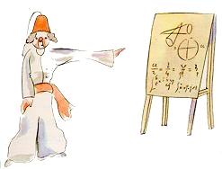 Il Piccolo Principe e l'astronomo turco