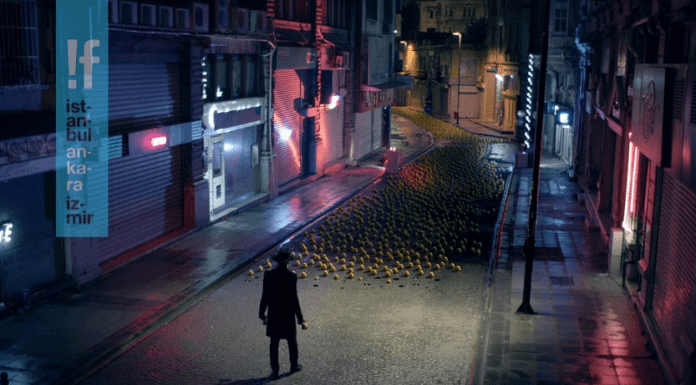 IF 2014 IZMIR - Istanbul International Film Festival