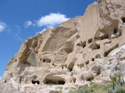 Cappadocia - nuova città scoperta