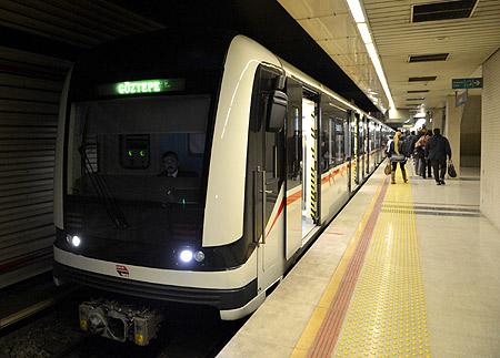 Metro İzmir, nuova stazione di Goztepe