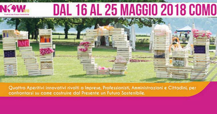 Now Festival 2018: dal 16 al 25 Maggio a Como