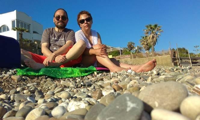 Andrea e Fausta: «Abbiamo aperto una porta su una visione diversa del mondo. Grazie al PeR»