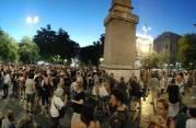 15 luglio, in piazza