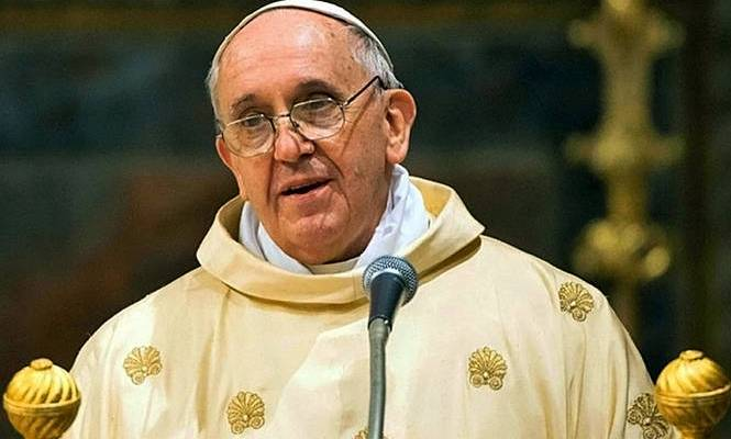 Il Papa: è il momento di pensare a un salario universale