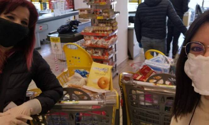 """Si conclude il progetto """"Non vi LasciAMO Soli"""", domani saranno consegnate a Caltanissetta 2mila mascherine"""