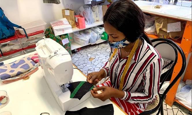 La bottega milanese che cuce percorsi di empowerment femminile