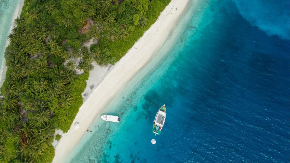 Offerte Maldive spiaggia