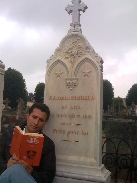 Arthur Rimbaud Mezarlık