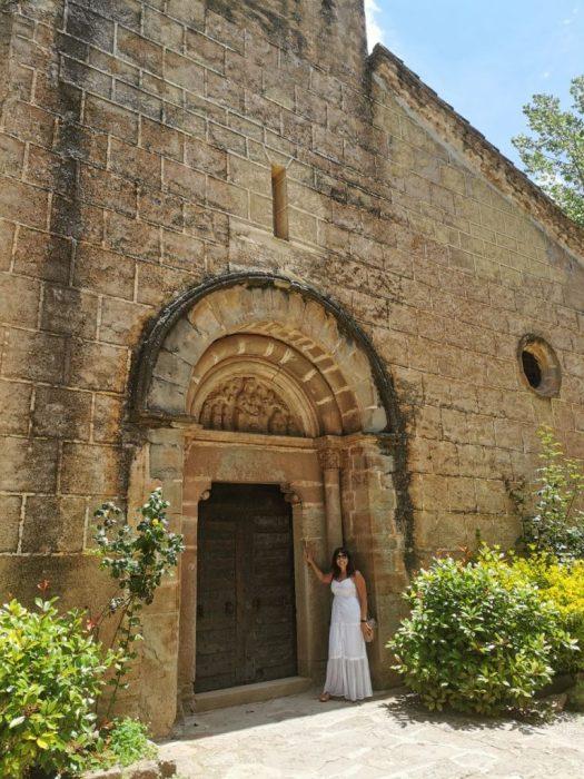 Iglesia de San Martín Mura
