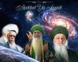 Mawlanas Shaykh Nazim,Shaykh Hisham, Shaykh Nurjan, Galaxy Aug 2016