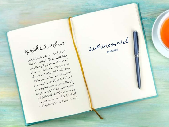Urdu – Reality of a Mirror| Sayedna Khidr [AS] is