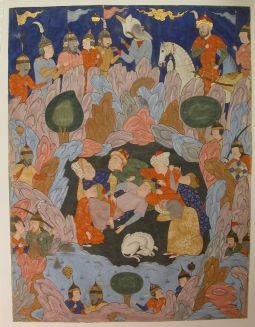 7-sleepers-cave-surah-al-kahf-18