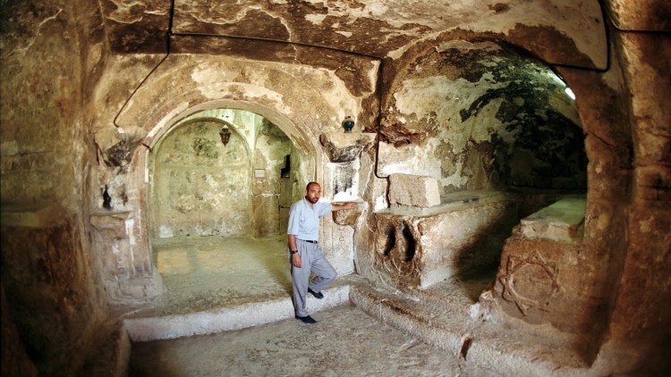 Al-Kahf Inside Cave.tif