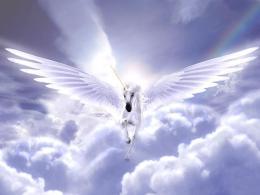 Buraq - horse angel