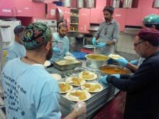 FZHH - Fatima Zahra Helping Hand -food- Soup Kitchen Feeding the homeless